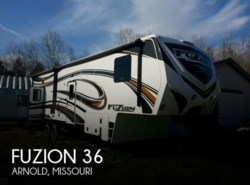 Used 2013  Keystone Fuzion 36 by Keystone from POP RVs in Sarasota, FL
