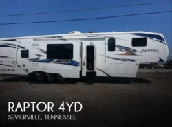 Used 2011  Keystone Raptor 4YD