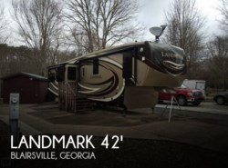 Used 2013  Heartland RV Landmark 41 LM Key Largo by Heartland RV from POP RVs in Sarasota, FL