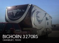 Used 2015  Heartland RV Bighorn 3270RS