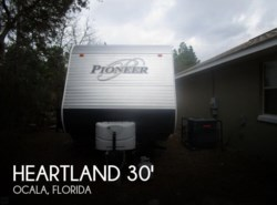 Used 2013  Heartland RV  Heartland Pioneer QB30 by Heartland RV from POP RVs in Sarasota, FL