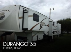 Used 2014  K-Z Durango 35 by K-Z from POP RVs in Sarasota, FL