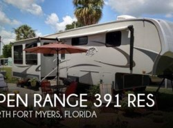 Used 2010  Open Range Open Range 391 RES by Open Range from POP RVs in Sarasota, FL