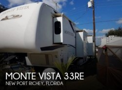 Used 2008  Forest River  Monte Vista 33RE by Forest River from POP RVs in Sarasota, FL
