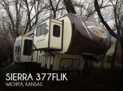 Used 2016  Forest River Sierra 377FLIK