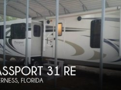 Used 2014  Keystone Passport 31 RE