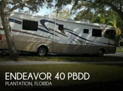 Used 2001  Holiday Rambler Endeavor 40 PBDD by Holiday Rambler from POP RVs in Sarasota, FL