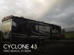Used 2016 Heartland RV Cyclone 43 available in Sarasota, Florida