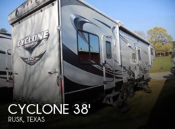 Used 2011 Heartland RV Cyclone 300C Titanium HD Edition available in Sarasota, Florida