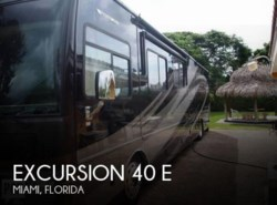 Used 2008  Fleetwood Excursion 40 E by Fleetwood from POP RVs in Sarasota, FL