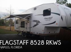 Used 2016 Forest River Flagstaff 8528 RKWS available in Sarasota, Florida