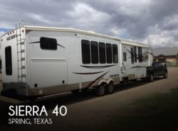Used 2014  Forest River Sierra 40