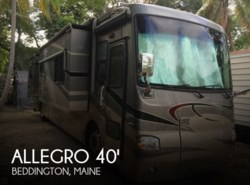 Used 2006 Tiffin Allegro 40 QDP-Freightliner available in Beddington, Maine