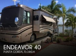 Used 2007  Holiday Rambler Endeavor 40 by Holiday Rambler from POP RVs in Sarasota, FL