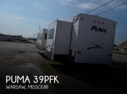 Used 2013  Forest River  Puma 39PFK by Forest River from POP RVs in Sarasota, FL