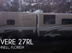 Used 2017  Shasta Revere 27RL by Shasta from POP RVs in Sarasota, FL