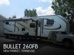 Used 2013  Keystone Bullet 260FB