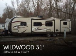 Used 2016  Forest River Wildwood HERITAGE GLEN 312QBUD by Forest River from POP RVs in Sarasota, FL