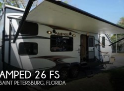 Used 2014  EverGreen RV Amped 26 FS by EverGreen RV from POP RVs in Sarasota, FL