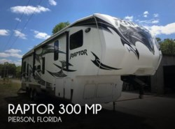Used 2013  Keystone Raptor 300 MP by Keystone from POP RVs in Sarasota, FL