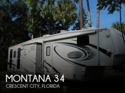 Used 2008  Keystone Montana 34 by Keystone from POP RVs in Sarasota, FL