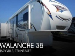 Used 2012  Keystone Avalanche 38 by Keystone from POP RVs in Sarasota, FL