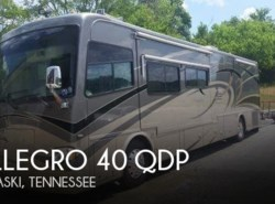 Used 2006  Tiffin Allegro 40 QDP by Tiffin from POP RVs in Sarasota, FL