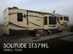 Used 2015  Grand Design Solitude ST379FL by Grand Design from POP RVs in Sarasota, FL