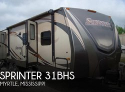 Used 2015 Keystone Sprinter 31BHS available in Sarasota, Florida