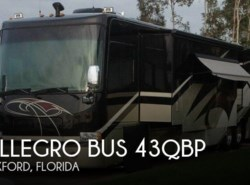 Used 2009  Tiffin Allegro Bus 43QBP by Tiffin from POP RVs in Sarasota, FL