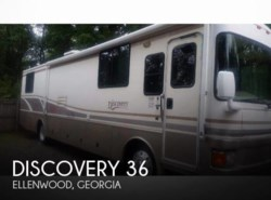 Used 1998  Fleetwood Discovery 36 by Fleetwood from POP RVs in Sarasota, FL