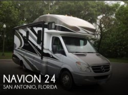 Used 2013  Winnebago Navion 24 by Winnebago from POP RVs in Sarasota, FL