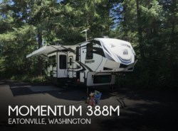 Used 2016  Grand Design Momentum 388M by Grand Design from POP RVs in Sarasota, FL