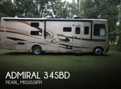 Used 2008  Holiday Rambler Admiral 34SBD by Holiday Rambler from POP RVs in Pearl, MS