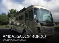 Used 2013 Holiday Rambler Ambassador 40PDQ available in Englewood, Florida