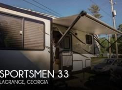 Used 2016  K-Z Sportsmen 33 by K-Z from POP RVs in Sarasota, FL