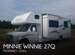 Used 2015  Winnebago Minnie Winnie 27Q by Winnebago from POP RVs in Sarasota, FL