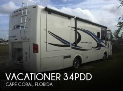 Used 2006  Holiday Rambler Vacationer 34PDD by Holiday Rambler from POP RVs in Sarasota, FL