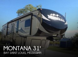 Used 2015  Keystone Montana High Country 293RK