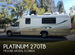 Used 2003  Coach House Platinum 270TB by Coach House from POP RVs in Sarasota, FL