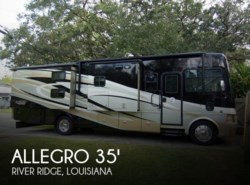 Used 2014 Tiffin Allegro 35 QBA Class A Bunk Coach available in Sarasota, Florida