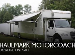 Used 2008 Haulmark  Haulmark Motorcoaches DS282 40 available in Uxbridge, Ontario