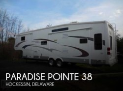 Used 2006  CrossRoads Paradise Pointe 38 by CrossRoads from POP RVs in Hockessin, DE