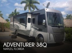 Used 2016  Winnebago Adventurer 38Q by Winnebago from POP RVs in Sarasota, FL