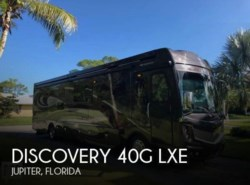 Used 2017  Fleetwood Discovery 40G LXE by Fleetwood from POP RVs in Sarasota, FL