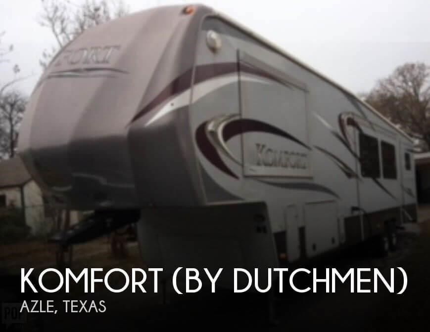 komfort corporation rv manufacturer fifth wheel, travel trailer travel trailer battery wiring used 2012 komfort (by dutchmen) km3530