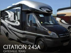 Used 2013  Thor Motor Coach Citation 24SA by Thor Motor Coach from POP RVs in Sarasota, FL
