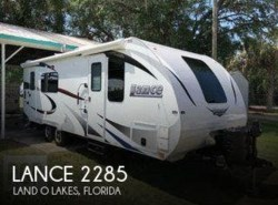 Used 2017  Lance  Lance 2285 by Lance from POP RVs in Land O Lakes, FL