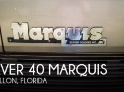 Used 1990 Monaco RV  Beaver 40 Marquis available in Dunnellon, Florida