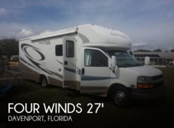 Used 2007  Thor Motor Coach Four Winds Siesta 26BE by Thor Motor Coach from POP RVs in Haines City, FL
